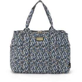 ROOTOTE [ルートート]ROOTOTE LT.アーキャトル.W-Quilt-A トートバッグ,NAVY-logo