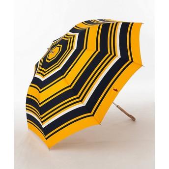 <POLO RALPH LAUREN/ポロラルフローレン> 婦人雨傘(長傘) イエロー 【三越・伊勢丹/公式】