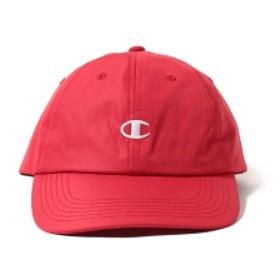 【予約】Champion / 別注 カラー ロゴ キャップ レディース キャップ RED ONE SIZE