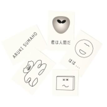 平山昌尚(HIMAA) / ステッカーSET NO.18 メンズ ステーショナリー ステッカー ONE SIZE
