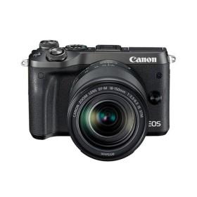 CANON EOS M6 EF-M18-150 IS STM レンズキット ブラック