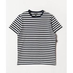 アニエスベー J008 TS ボーダーTシャツ メンズ ネイビー 2 【agnes b.】