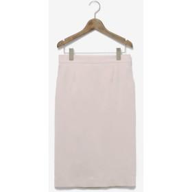 【PLST】ナイロントリコットタイトスカート