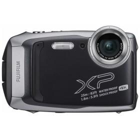 富士フィルム FinePix XP140 ダークシルバー [コンパクトデジタルカメラ(1635万画素)]