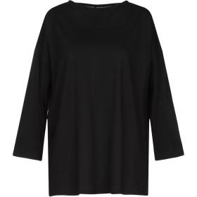 《期間限定セール開催中!》5PREVIEW レディース T シャツ ブラック XS コットン 50% / レーヨン 50%