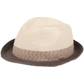 《期間限定セール開催中!》BARTS メンズ 帽子 ベージュ M/L 指定外繊維(紙) 100%