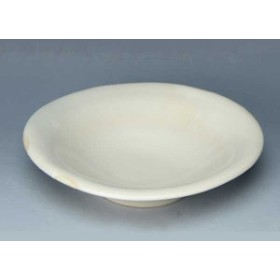 京焼 清水焼 平鉢 粉引 こびき
