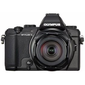 OLYMPUS デジタルカメラ STYLUS-1S 28-300mm 全域F2.8 光学10.7倍ズーム ブ(中古品)
