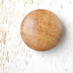 木ボタン15mm5個10059676(W-0126)#42