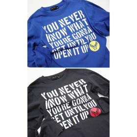 Tシャツ - GROOVY STORE ロンT アメカジ ロングスリーブ Tシャツ 子供服 子ども服 キッズ 男の子 アメカジ ロンT ロングスリーブ Tシャツ