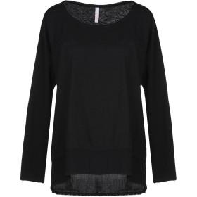 《セール開催中》SUN 68 レディース T シャツ ブラック XL コットン 100% / レーヨン
