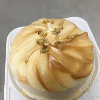 キャラメルショートケーキ