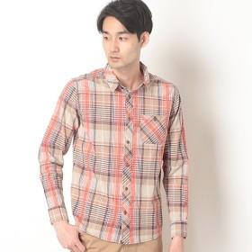 [マルイ]【セール】マドラスチェックシャツ/クリフメイヤー(メンズ)(KRIFF MAYER)