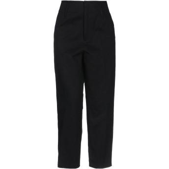《セール開催中》FORTE_FORTE レディース パンツ ブラック 0 コットン 96% / 金属繊維 4%