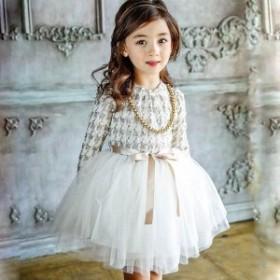 625dce65b7957 子供ドレス こどもドレス キッズドレス 発表会 結婚式 パーティー 女の子 ワンピース フォーマル 裏起毛