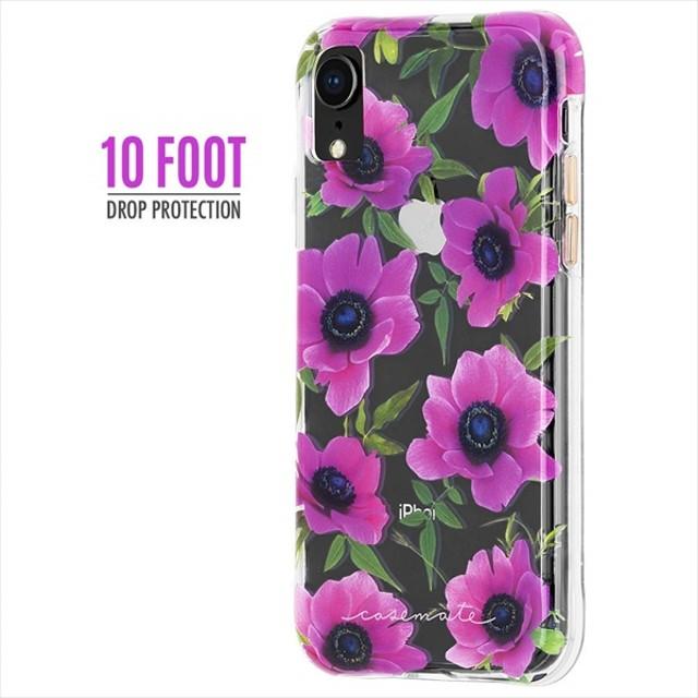 7ab4f24889 スマホケース - Case-Mate iPhoneXR対応ケース Wallpapers-Pink Poppy ...