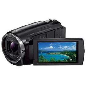 SONY HDビデオカメラ Handycam HDR-CX670 ブラック 光学30倍 HDR-CX670-B(中古品)