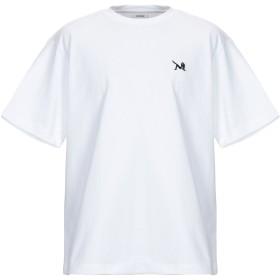 《セール開催中》CALVIN KLEIN JEANS メンズ T シャツ ホワイト S コットン 100%