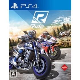 RIDE - PS4(中古品)