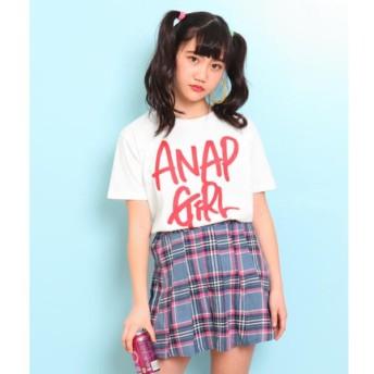 [マルイ]【セール】手書きTシャツ/アナップキッズ&ガール(ANAP KIDS&GIRL)