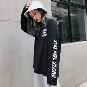 カットソー - DearHeart ★トレンドファッション♪英字プリントカットソー★春夏新作 韓国ファッション