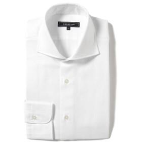【カタログ掲載】B:MING by BEAMS / オックスフォード カッタウェイカラー シャツ メンズ ドレスシャツ WHITE L