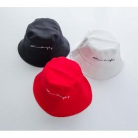即納 夏 キッズ 子供用 バケットハット キャップ 帽子 日よけ つば広 折りたたみ 紫外線対策グッズ小物 男女兼用 全店2点送料無料