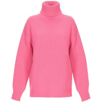 《セール開催中》GOLDEN GOOSE DELUXE BRAND レディース タートルネック ピンク XS ウール 100%