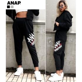 【セール開催中】ANAP(アナップ)ANAPロゴスウェットパンツ