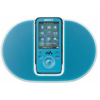 SONY ウォークマン Sシリーズ FM付 スピーカー付属 (メモリータイプ) 4GB (中古品)
