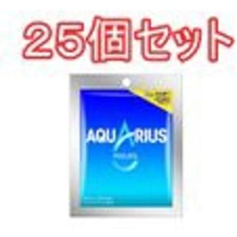 (25個セット)アクエリアス48gパウダー(1L用)×25個(1ケース)