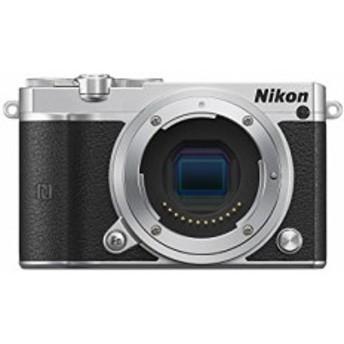 Nikon ミラーレス一眼 Nikon1 J5 ボディ シルバー J5SL(中古品)