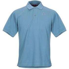 《期間限定セール開催中!》ROBE DI KAPPA メンズ ポロシャツ スカイブルー XS コットン 100%