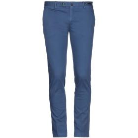 《期間限定セール開催中!》PT01 メンズ パンツ ブルー 48 コットン 98% / ポリウレタン 2%