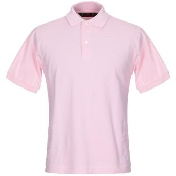 《セール開催中》ROBE DI KAPPA メンズ ポロシャツ ピンク S コットン 100%