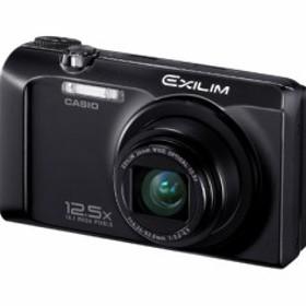 CASIO デジタルカメラ EXILIM ブラック EX-H30BK(中古品)