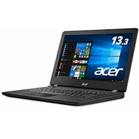Acer ノートパソコン AspireES13 ES1-332-F14P/K(ミッドナイトブラック) Wi(中古品)