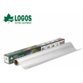 LOGOS ロゴス 焦げ付きにくい焼きそばシート・グリルぴったりワイド 81314123