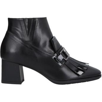 《セール開催中》LORETTA PETTINARI レディース ショートブーツ ブラック 36 革