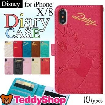 iPhone XS iPhone X ケース ディズニー iPhone8 ケース 手帳型 iPhone7手帳型ケース iPhone6s手帳ケース カバー Disney
