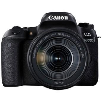 CANON EOS 9000D EF-S18-135 IS USM レンズキット [デジタル一眼レフカメラ] デジタル一眼カメラ