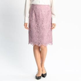 [マルイ]【セール】ファンシーカラーケミカルレースタイトスカート/ナラカミーチェ(NARACAMICIE)