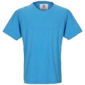 《期間限定セール開催中!》NORTH SAILS メンズ T シャツ ターコイズブルー XXL コットン 100%