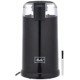Melitta(メリタ) 電動 コーヒーミル ブラック ECG62-1B(中古品)