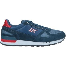 《セール開催中》LUMBERJACK メンズ スニーカー&テニスシューズ(ローカット) ブルー 41 革 / 紡績繊維
