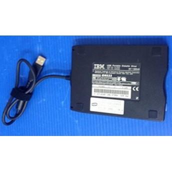 中古美品 IBM FD-05PUB 05K9283 27L4226 USB接続 3.5インチ FDDドライブ(中古品)