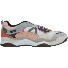 《送料無料》VANS レディース スニーカー&テニスシューズ(ローカット) アイボリー 5.5 革 / 紡績繊維