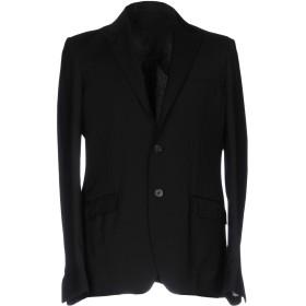 《セール開催中》MANGANO メンズ テーラードジャケット ブラック 44 ウール 100%