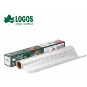LOGOS ロゴス 焦げ付きにくい焼きそばシート 81314122