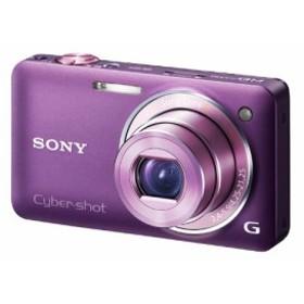 ソニー SONY デジタルカメラ Cybershot WX5 (1220万画素CMOS/光学x5) バイ (中古品)